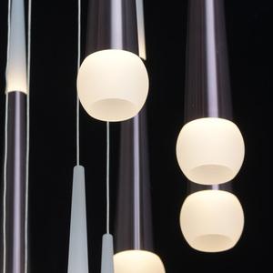 Lampa suspendată Flensburg Hi-Tech 150 Brown - 609013924 small 10