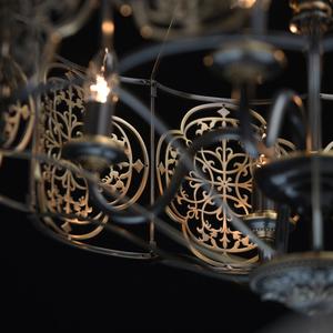 Lampa suspendată Country 5 Brass - 109010105 small 11