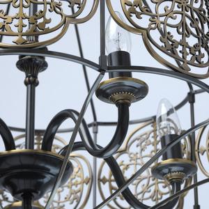 Lampa suspendată Country 5 Brass - 109010105 small 12