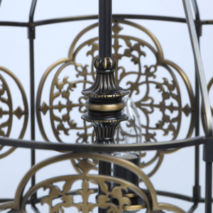 Lampa suspendată Country 5 Brass - 109010105 small 14