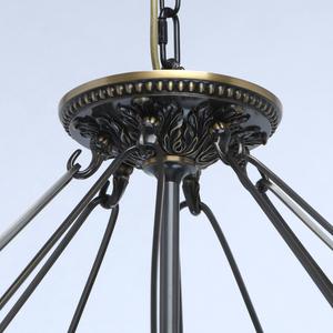 Lampa suspendată Country 8 Brass - 109010208 small 3