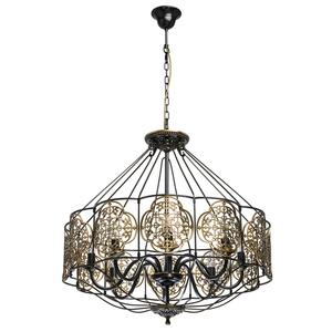 Lampa suspendată Country 8 Brass - 109010208 small 0