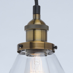 Lampa suspendată Fusion Megapolis 5 Black - 392017805 small 7