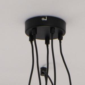 Lampa suspendată Fusion Megapolis 5 Black - 392017805 small 10