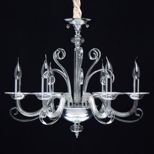 Lampa suspendată Ella Elegance 6 Chrome - 483013306 small 7