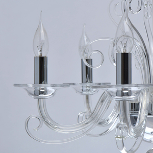 Lampa suspendată Ella Elegance 6 Chrome - 483013306 small 8