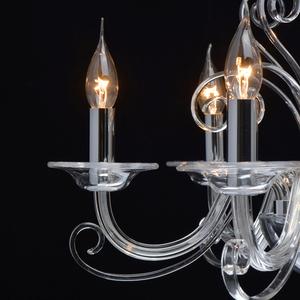 Lampa suspendată Ella Elegance 6 Chrome - 483013306 small 9