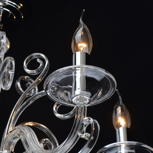 Lampa suspendată Ella Elegance 6 Chrome - 483013306 small 10