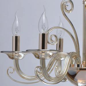 Lampa suspendată Ella Elegance 6 Aur - 483012906 small 8
