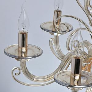 Lampa suspendată Ella Elegance 6 Aur - 483012906 small 11