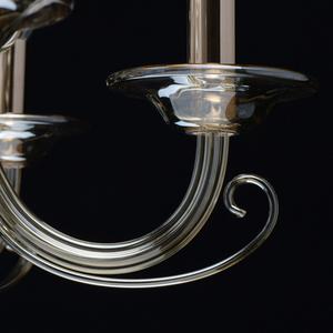 Lampa suspendată Ella Elegance 6 Aur - 483012906 small 12