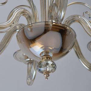 Lampa suspendată Ella Elegance 6 Aur - 483012906 small 2