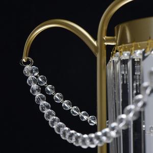 Lampa suspendată Adele Crystal 6 Gold - 373014806 small 2