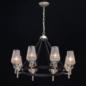 Lampa suspendată Alghero Classic 8 Silver - 285011408 small 1
