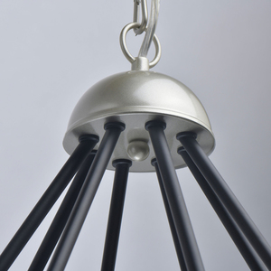 Lampa suspendată Alghero Classic 8 Silver - 285011408 small 12