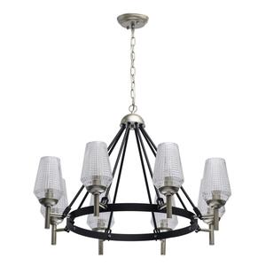 Lampa suspendată Alghero Classic 8 Silver - 285011408 small 0