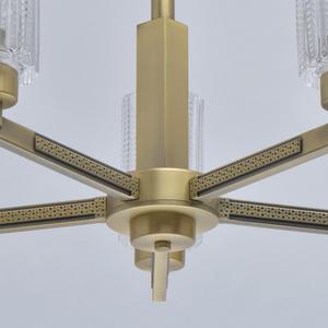 Lampa suspendată Alghero Classic 5 Brass - 285011605 small 10