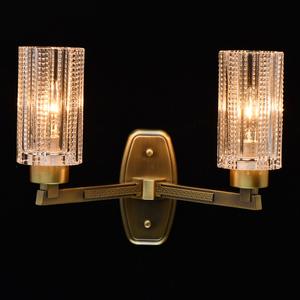 Lampă de perete Alghero Classic 2 Brass - 285021502 small 1