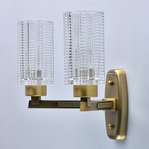 Lampă de perete Alghero Classic 2 Brass - 285021502 small 2