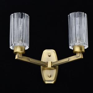 Lampă de perete Alghero Classic 2 Brass - 285021502 small 3