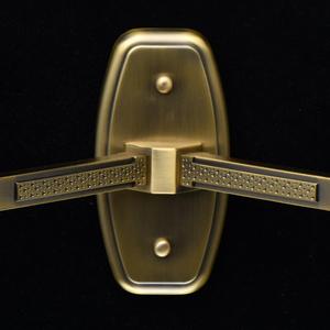 Lampă de perete Alghero Classic 2 Brass - 285021502 small 4