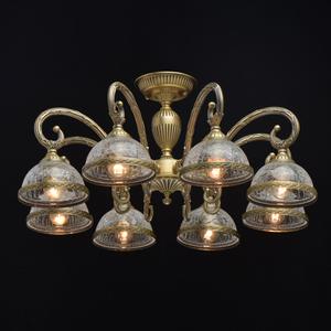 Candelabru Amanda Classic 8 Brass - 481013608 small 1