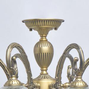Candelabru Amanda Classic 8 Brass - 481013608 small 3