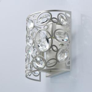 Lampă de perete Laura Crystal 2 Silver - 345022702 small 2