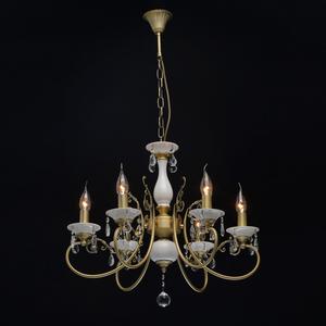 Lampa suspendată Candle Classic 6 White - 683012406 small 1