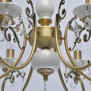 Lampa suspendată Candle Classic 6 White - 683012406 small 10