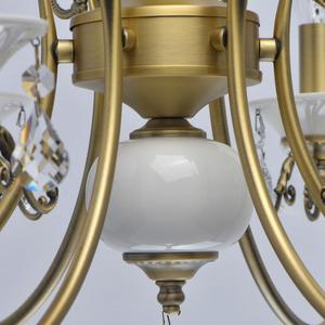 Lampa suspendată Candle Classic 6 White - 683012406 small 12
