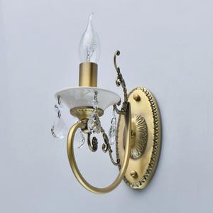 Lampă de perete Candle Classic 1 Brass - 683022301 small 3