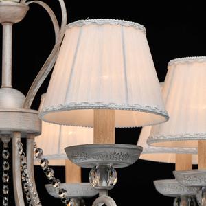 Lampa suspendată Augustina Elegance 8 Alb - 419011708 small 8