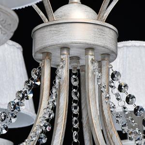 Lampa suspendată Augustina Elegance 8 Alb - 419011708 small 13