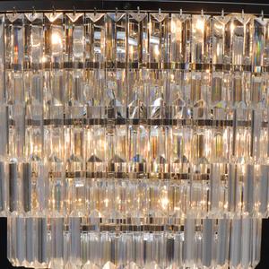 Adelard Crystal 8 Candelabru Chrome - 642013008 small 9