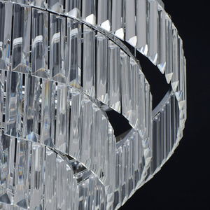 Adelard Crystal 8 Candelabru Chrome - 642013008 small 10