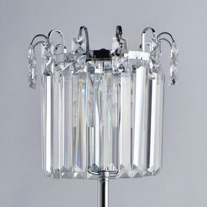 Lampa de masă Adelard Crystal 1 Chrome - 642033101 small 2
