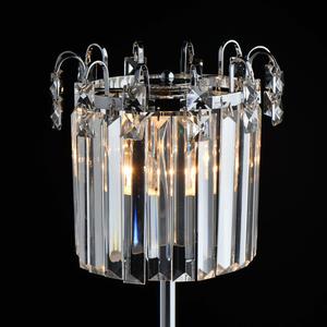 Lampa de masă Adelard Crystal 1 Chrome - 642033101 small 3