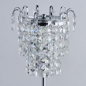 Lampa de masă Adelard Crystal 1 Chrome - 642033201 small 2