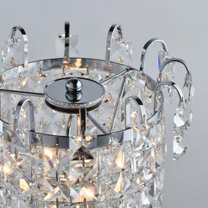 Lampa de masă Adelard Crystal 1 Chrome - 642033201 small 4
