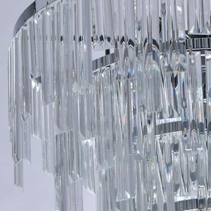 Lampă cu pandantiv Adelard Crystal 5 Chrome - 642013305 small 5