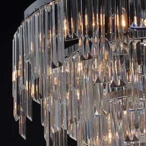 Lampă cu pandantiv Adelard Crystal 5 Chrome - 642013305 small 6