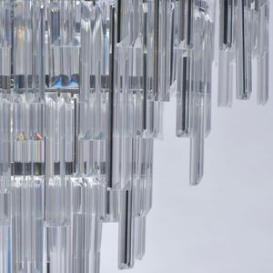Lampă cu pandantiv Adelard Crystal 5 Chrome - 642013305 small 10