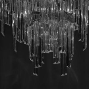 Lampă cu pandantiv Adelard Crystal 5 Chrome - 642013305 small 11