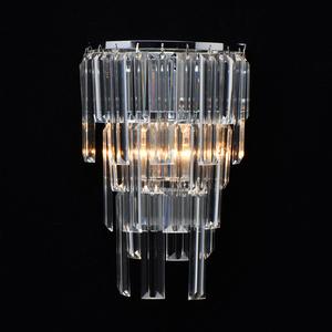 Lampă de perete Adelard Crystal 1 Chrome - 642023401 small 1