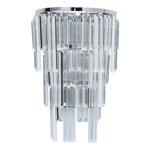 Lampă de perete Adelard Crystal 1 Chrome - 642023401 small 0