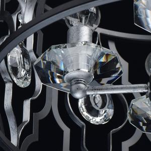 Lampa suspendată Alghero Country 4 Black - 285011804 small 9