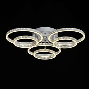 Lampa suspendată Aurich Hi-Tech 70 Alb - 496019006 small 1