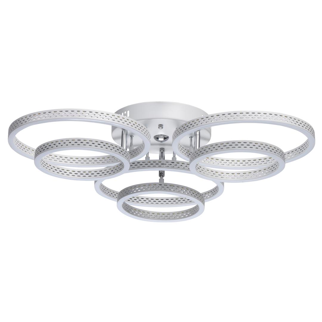 Lampa suspendată Aurich Hi-Tech 70 Alb - 496019006