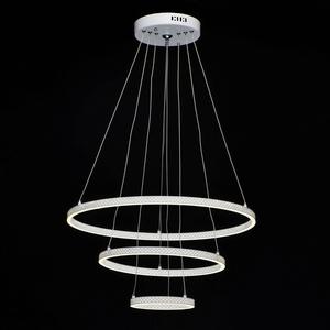Lampa suspendată Aurich Hi-Tech 60 White - 496019103 small 1